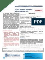 Indicadores Claves de Desempeño Para Mtto y Confiabilidad (Kpi)_rev 0 (1)
