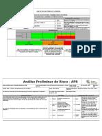 APR00X - Coleta e Armazenamento de Resíduos