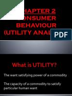 Chapter 2 - Consumer Behaviour Economics