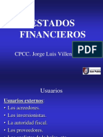 Estados Financieros Completos