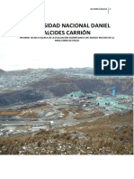 Informe Geomecànico Cerro S.a.C.