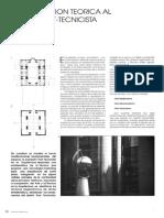 Aproximaciones Teoricas Diseño Post-tennicista