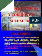 NORMAS EN SOLDADURA
