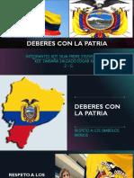 Deberes Con La Patria 1.0