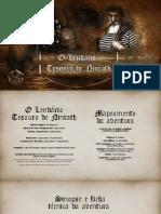 O Lendário Tesouro de Ninrath - Atos 01 e 02