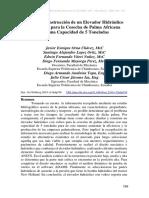 Diseño y Construcción de un Elevador Hidráulico con volteo.pdf