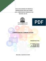 Competencias Comunicativas Enssa Zambrano 2do Corte