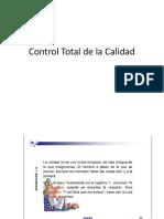 UIP IIC 19 Introducción Al Control Total de La Calidad (a)
