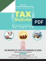Tax buletin