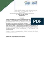 Energias renovables. Desarrollo en Argentina