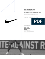 Marketing Management - Nike World Cup 2010