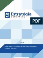 AULA 008-SUSPENSÃO E EXCLUSÃO DO CRÉDITO TRIBUTÁRIO.pdf