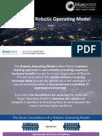 01. Vision - Enterprise Robotic Operating Model