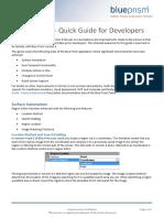 Blue Prism Version 6 - Quick Guide for Developers.pdf