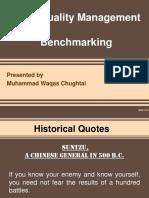 Tqm Bench Marking