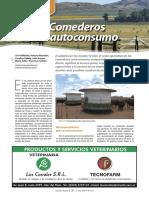 VR110 Comederos de Autoconsumo