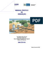 Manual Pratico de Irrigacao