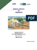 Manual Pratico de Irrigacao