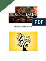 La identidad y la música