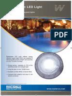 Waterco Britestream LED Brochure
