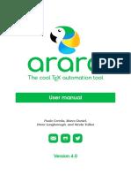 Arara Manual