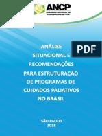 Analise Situacional Ancp 2018