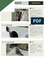 Puente, Cabanaconde, Pinchollo y Yanque