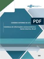 Cenário Externo de Atuação_Santa Catarina