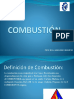 Combustion y Combustible