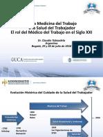 De la Medicina del Trabajo a la Salud del Trabajador - Dr. Claudio Taboadela.pdf