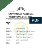 INFORME - PARAMETROS GEOMORFOLOGICOS..docx