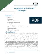 Introduccion Cristologia Domuni 2015