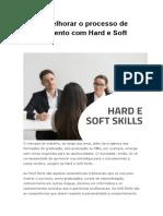 Como Melhorar o Processo de Recrutamento Com Hard e Soft Skills