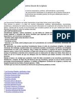 DSI y Las Enciclicas Sociales