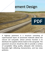 Lec 8 Pavement Design