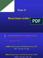 Acidos y Bases Quimica