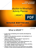 Introduction to MSAP