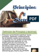 Principios y doctrinas