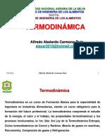 Clase 0. Termodinamica