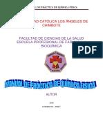Quimica Fisica Manual de Practica de Quìmica Fìsica
