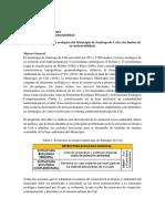 Taller No 1 Final Sustentabilidad -Estructura Ecologica Cali
