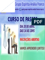 CURSO DE PASSES