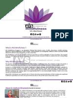 AVS Mindfulness Manual