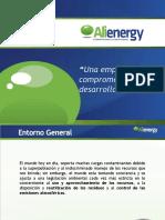 Presentación Alienergy s.a.