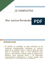 CLASE 4 y 5 Conflictos Personales y Grupales