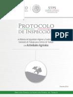 Protocolo actividades agricolas uso de plaguicidas