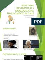 Clase Epidemiología y Demografía Chile Adulto Mayor 2018