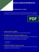 Diseño de Tuberias de La Red de Conduccion y Distribucion