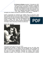 João Gilberto - bio