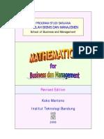 0. Math for Business & Management.pdf